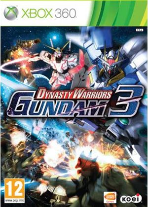 Dynasty Warriors - Gundam 3 (XBox 360)
