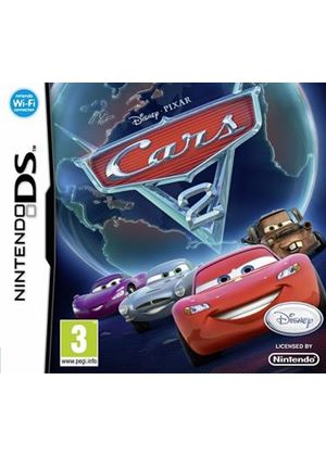 Cars 2 - The Video Game (Nintendo DS)