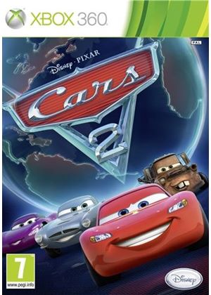 Cars 2 - The Video Game (XBox 360)