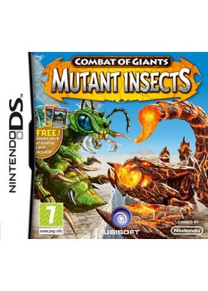 Combat of Giants - Mutant Insects (Nintendo DS)