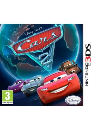 Cars 2 - The Video Game (Nintendo 3DS)