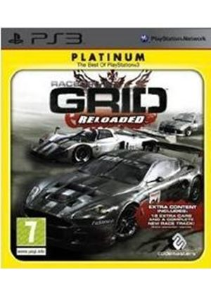 Grid: Reloaded - Platinum Edition (PS3)
