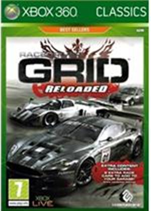 Race Driver - GRID Reloaded (XBox 360)
