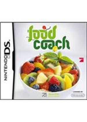 Food Coach - Healthy Living Made Easy (Nintendo DS)