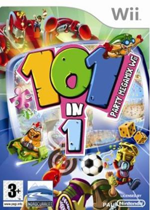 101 in 1 Party Mega Mix Wii (Wii)