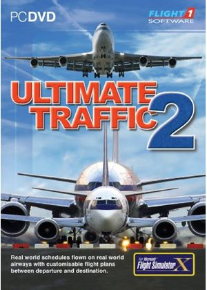 Ultimate Traffic 2 Add-On for FSX (PC DVD)