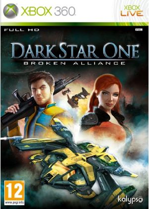 DarkStar One: Broken Alliance (Dark Star One) (XBox 360)