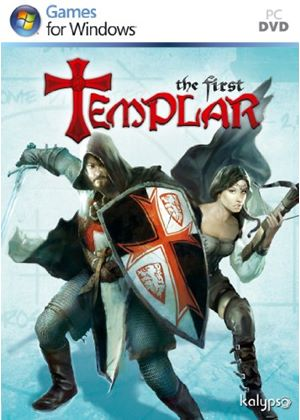 The First Templar (PC DVD)