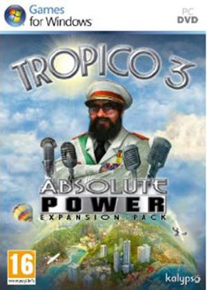 Tropico 3: Absolute Power (Expansion Pack) (PC)