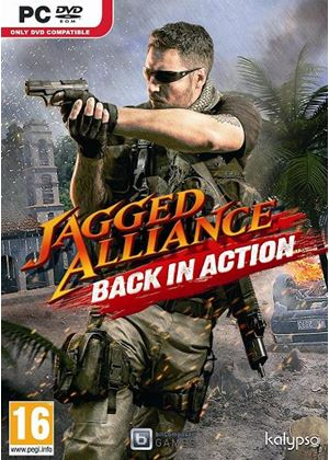 Jagged Alliance - Back in Action (PC)