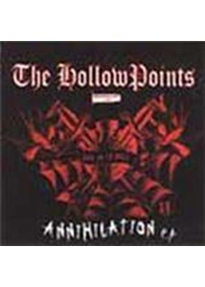 Hollow Points - Annihilation (Music CD)