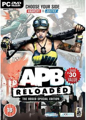 APB Reloaded - Special Edition (PC)