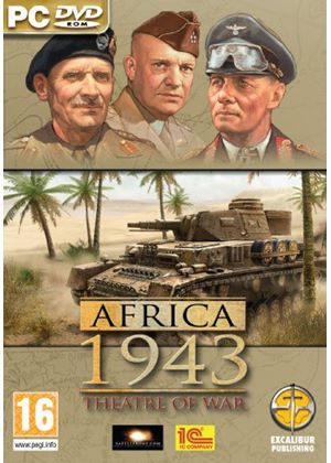 Theatre of War - Africa 1943 (PC)