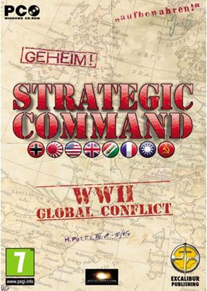 Strategic Command - WWII Global Conflict (PC)