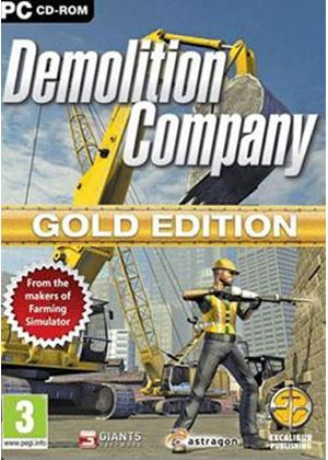 Demolition Company - Gold Edition (PC)
