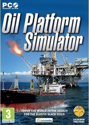 Oil Platform Simulator (PC)