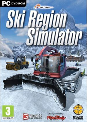 Ski Region Simulator (PC)