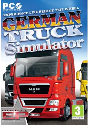 German Truck Simulator - Extra Play (PC)