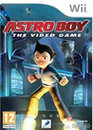 Astro Boy - The Video Game (Wii)