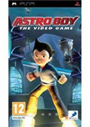 Astro Boy - The Video Game (PSP)