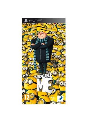 Despicable Me: Minion Mayhem (PSP)