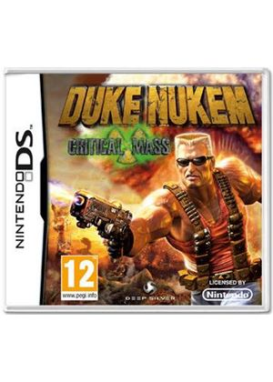 Duke Nukem - Critical Mass (Nintendo DS)