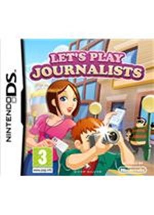 Let's Play - Journalists (Nintendo DS)