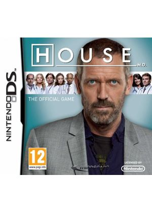 House: The Official Game (Nintendo DS)