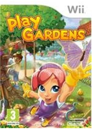 Play Gardens (Wii)