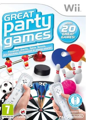 Great Party Games (Wii)