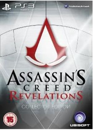 Assassin's Creed Revelations - Collector's Edition (PS3)