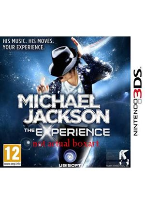 Michael Jackson - The Experience (Nintendo 3DS)