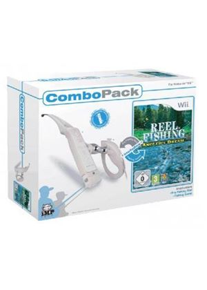 Reel Fishing: Anglers Dream Combo Pack (Wii)