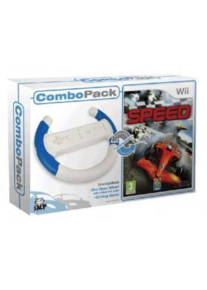 Speed (Includles Wheel) (Wii)