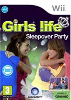 Girls Life Sleepover Party (Wii)