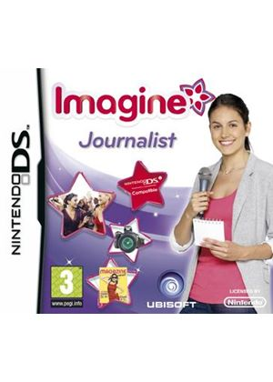 Imagine Journalist (Nintendo DS)
