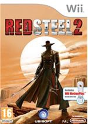 Red Steel 2 with Motion Plus Accessory (Wii)