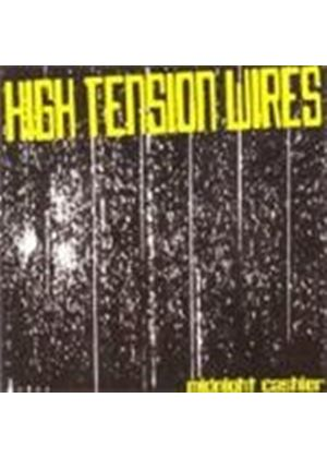 The High Tension Wires - Midnight Cashier (Music CD)