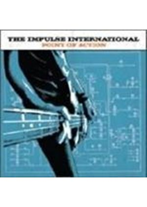 Impulse International (The) - Point Of Action (Music CD)
