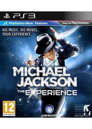 Michael Jackson - The Experience (Move) (PS3)