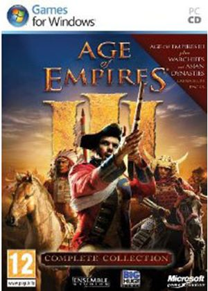 Age of Empires III - Complete Collection (PC)