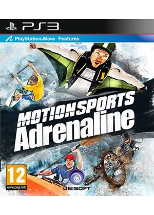 Motionsports - Adrenaline (PS3)