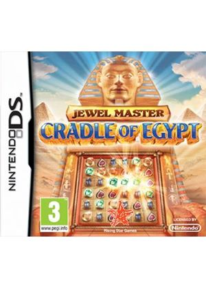 Jewel Master - Cradle of Egypt (Nintendo DS)