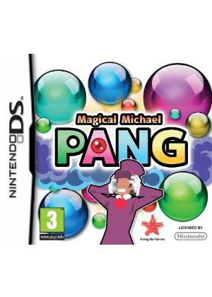 Pang - Magical Michael (Nintendo DS)