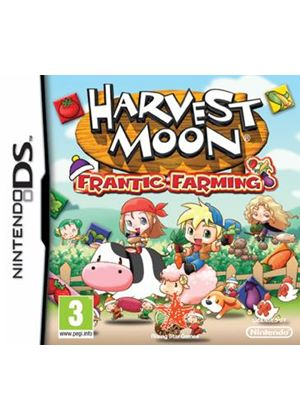 Harvest Moon - Frantic Farming (Nintendo DS)