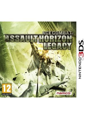 Ace Combat - Assault Horizon Legacy (Nintendo 3DS)