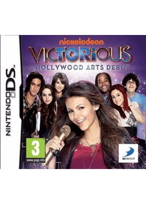 Victorious - Hollywood Arts Debut (Nintendo DS)