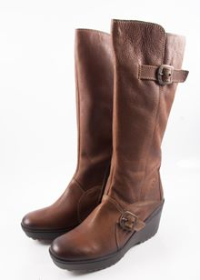 Moon Gringo Boot in Tan