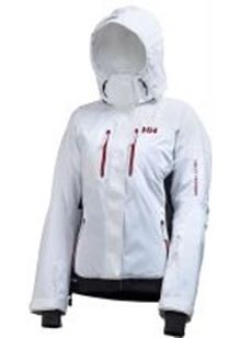 Ladies Velocity  Jacket (M)(Bright White)