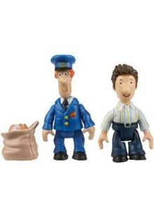 Postman Pat Twin Pack - Pat and Ben Taylor